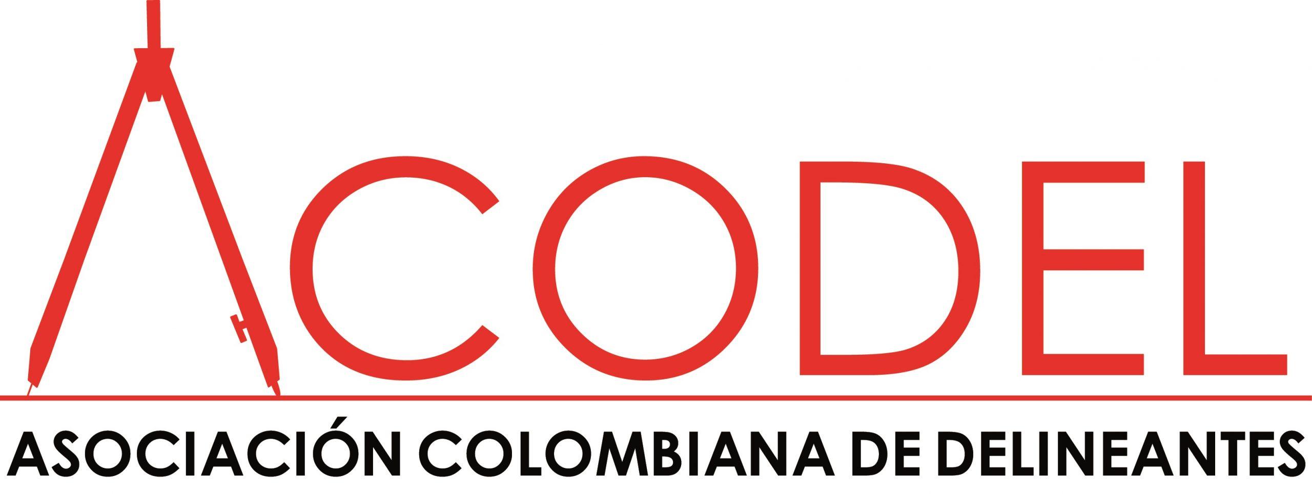 Logo Asociacón Colmbiana de Delineantes