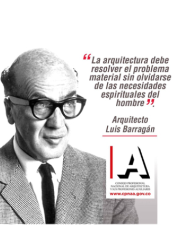 Arquitecto Luis Barragán
