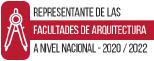 Logo Representates de las facultades de Arquitectura