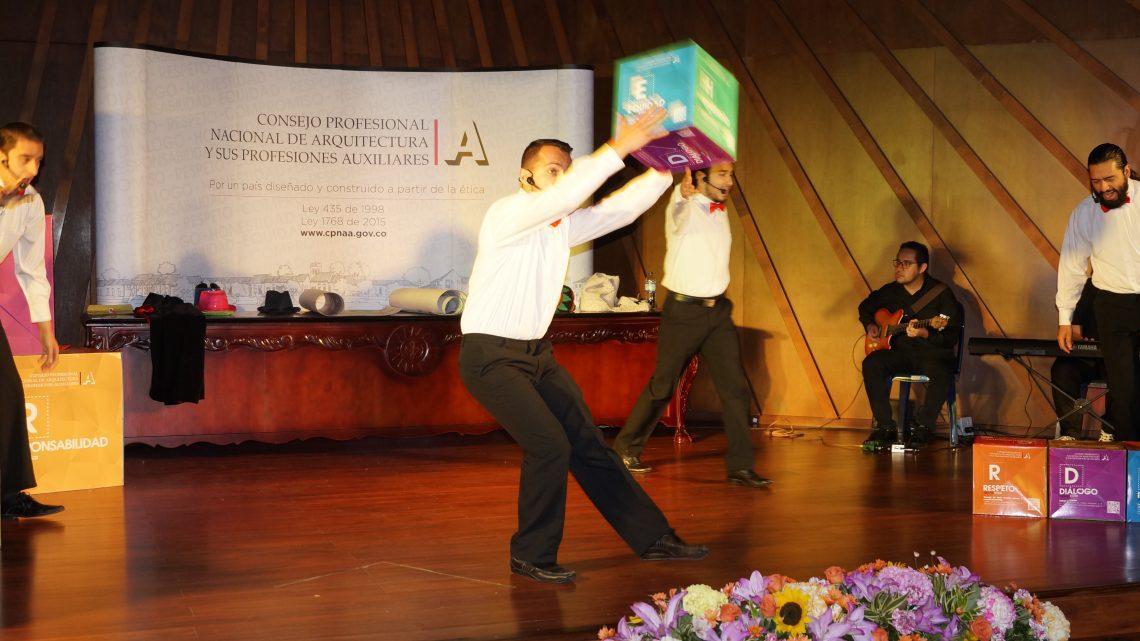 Yo impacto al mundo – Bucaramanga