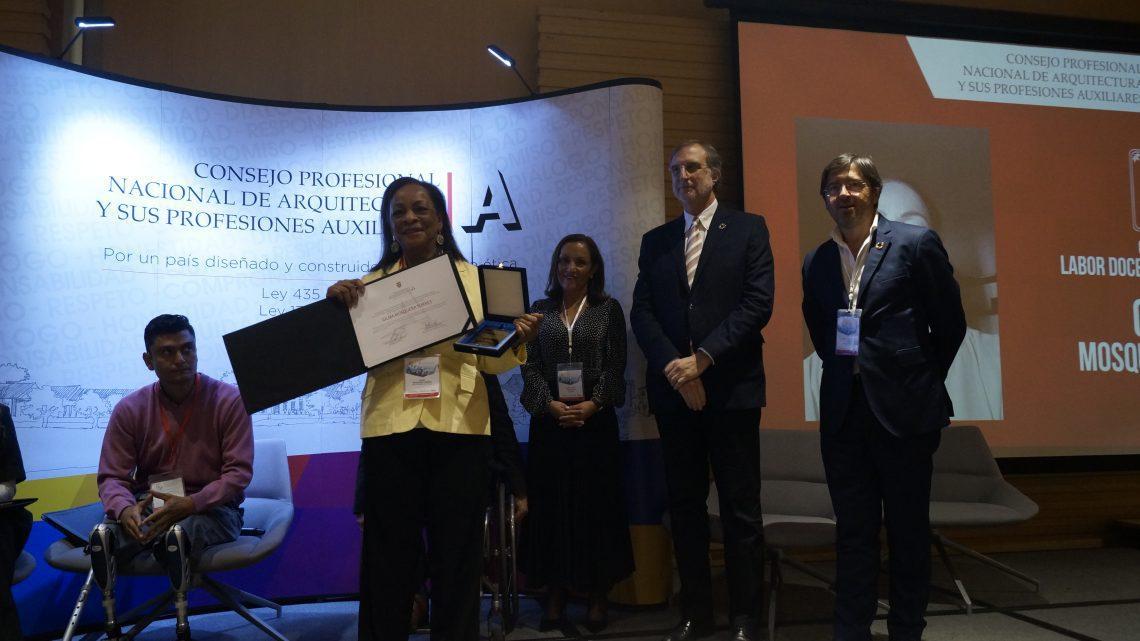 Distinción CPNAA a la Responsabilidad Social de la Arquitectura 2019