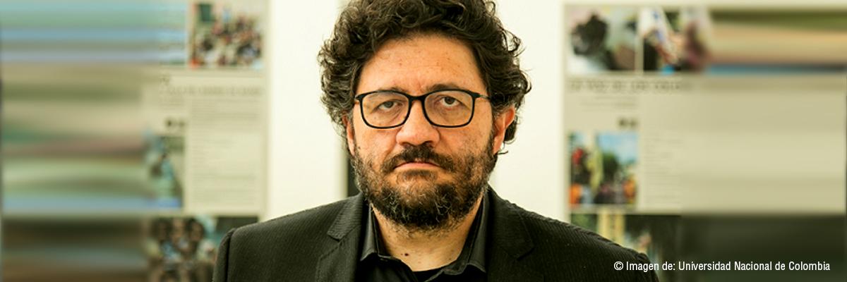 Carlos Eduardo Naranjo, reelegido como decano de la Facultad de Artes de la UNAL
