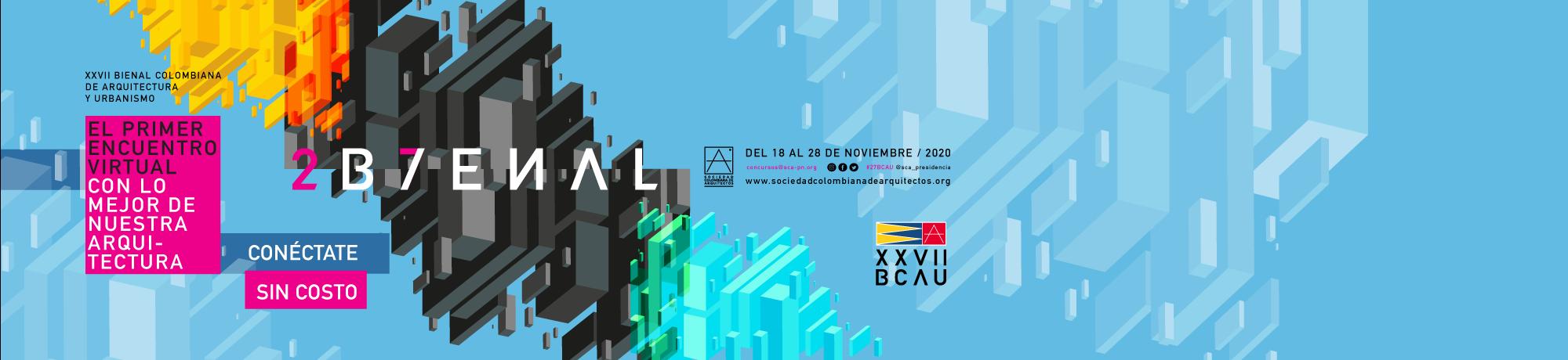 27 Bienal Colombiana de Arquitectura y Urbanismo - Slider4