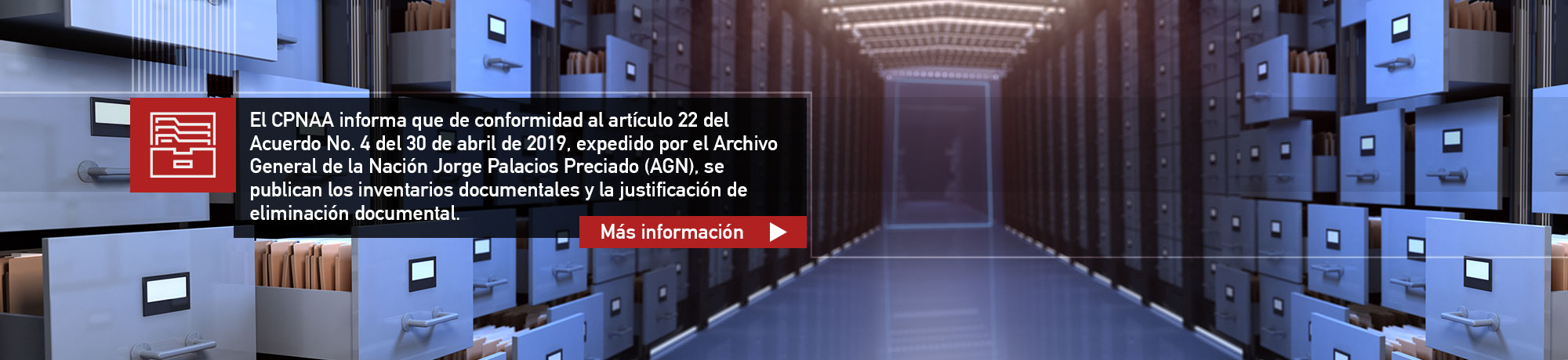 Inventario Documental